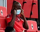 """Foto: Lamkel Zé opnieuw kop van jut: """"Ziek in zijn hoofd"""""""