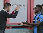 Foto: 'Zorgen voor Club Brugge: Na Levante twijfelt ook West Bromwich'