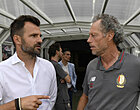 """Foto: Leko en Preud'homme doen hun beklag: """"Transferperiode duurt veel te lang"""""""