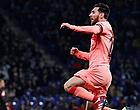 Foto: Messi kan zoveelste record bij FC Barcelona verbreken