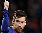 Foto: Messi moet als invaller Barça over de streep trekken tegen laagvlieger