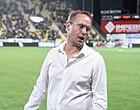 """Foto: Vandenbempt: """"Cercle mag dankzij coach Waasland-Beveren hopen op behoud"""""""