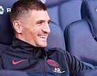 """Foto: Meunier lacht met Anderlecht en doet Club dromen: """"Ik keer straks terug"""""""