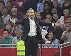 """Foto: Preud'homme haalt uit naar zijn spelers: """"Ze kunnen geen tactisch plan volgen"""""""