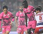 Foto: Charleroi lijdt eerste puntenverlies tegen rode lantaarn Moeskroen