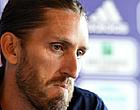 """Foto: Frutos geeft Anderlecht raad: """"Kijk naar Gaich"""""""
