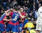 Foto: Real en Courtois pijnlijk ten onder: Club Brugge deelt in de malaise
