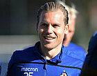 Foto: Vormer verklapt opvallende clausule in contract bij Club Brugge