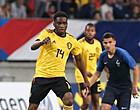 Foto: Omeonga verlaat Cercle Brugge en trekt naar Schotland