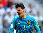 Foto: Courtois uitgeroepen tot 'Doelman van het WK', Hazard tweede 'Beste Speler'