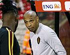 """Foto: Henry blikt terug op periode bij België: """"Kleine overwinning voor mij"""""""