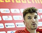 "Foto: Meunier over transfer Rode Duivel: ""Hij zal terugkeren naar Europa"""