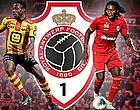 Foto: Garantie op doelpunten: Antwerp fantaseert van nieuw droomduo