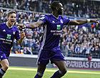 Foto: Bolasie doet Anderlecht-fans dromen van terugkeer