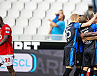 Foto: Vijf sterke minuten bezorgen Club Brugge de Supercup tegen Standard