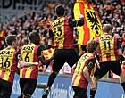 Foto: KV Mechelen wint oefenduel op het veld van Lokeren