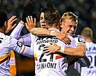 Foto: KV Mechelen deelt sneertje uit aan Beerschot-Wilrijk en Proximus