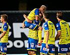 """Foto: Belangrijk duo bezorgt WB winst: """"Als je tegen Club Brugge kan winnen"""""""