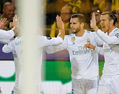 GOAL: Real Madrid heeft winst na 45 minuten al beet (video)