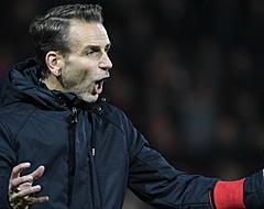 """Stuivenberg stilaan moedeloos: """"Die spelers hebben we niet"""""""