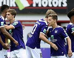 'Middenvelder Anderlecht terug op weg naar thuisland'