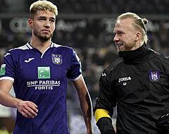 'Colassin maanden aan de kant: Anderlecht duidt vervanger aan'