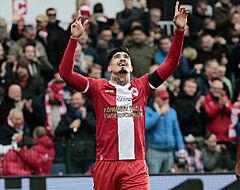 'Ardaiz verlaat Antwerp en staat dichtbij mooie transfer naar Serie A'