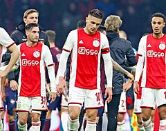 'CL-uitschakeling leidt ongekende leegloop bij Ajax in'
