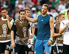 Eén man krijgt volle lading na nederlaag Duitsland