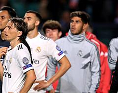 'Over en uit voor zwaargewicht in kleedkamer Real Madrid'