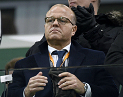 Oorlog tussen Verhaeghe en Gheysens: 'Ghelamco saboteert Club-stadion'