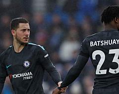 Chelsea met fraaie zege, Belgen blinken uit