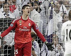 'Zidane eist vertrek van Thibaut Courtois bij Real'