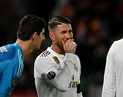 'Courtois verbaast bij Real: Ramos en Zidane diep onder de indruk'