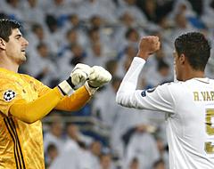 'Geen B-elftal Real: Zidane hakt knoop door over Courtois'