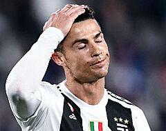 'Ronaldo niet te spreken over plannen Juve en stelt meteen veto'