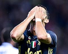 'UEFA beslist over schorsing Ronaldo, Juventus in alle staten'