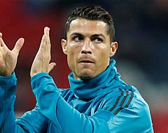 """Ronaldo: """"Zeven kinderen, dus wil zeven Gouden Ballen"""""""