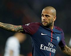 """Alves aast op opzienbarende transfer: """"Moet er gespeeld hebben voor ik stop"""""""