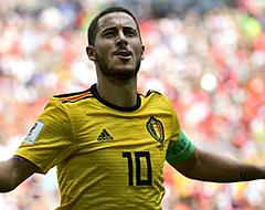 """Hazard speelt open kaart over toekomst: """"WK kan helpen met transfer"""""""