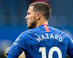 Alle hoop ten spijt: 'Real en Chelsea vinden geen akkoord over Hazard'
