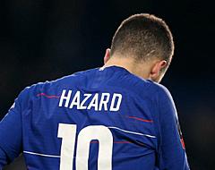 'Real-ster niet te spreken over transferplannen met Hazard'