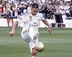 'Real bewijst Hazard een dienst met volgende transfer'