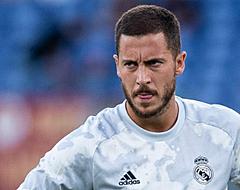 'Pérez schopt Hazard tegen de schenen met opdracht aan Zidane'