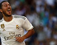 'Hazard zorgt voor verbazing bij terugkeer op Real Madrid'