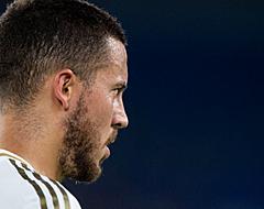 'Zidane stelt geduld Hazard serieus op de proef'