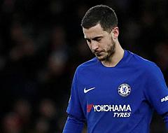 'Trainerswissel Real betekent slecht nieuws voor Hazard'