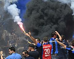 'Wedstrijd Antwerp verplaatst uit angst voor aanhang Club Brugge'