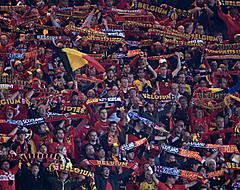 'Koude douche dreigt voor supporters Duivels tijdens EK'