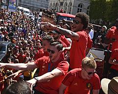 'Drie WK-gangers dreigen te stoppen met Rode Duivels'